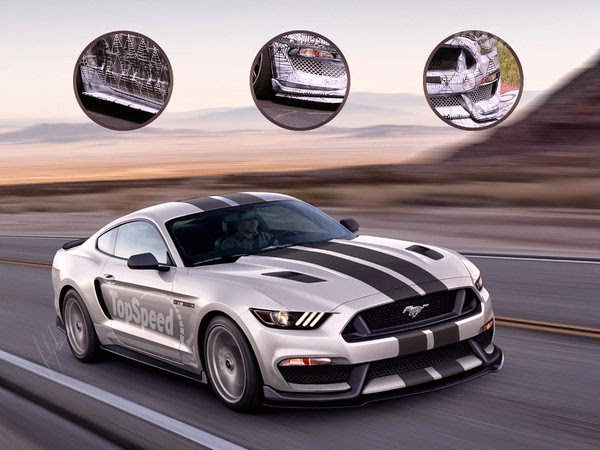2015 ford mustang gt350