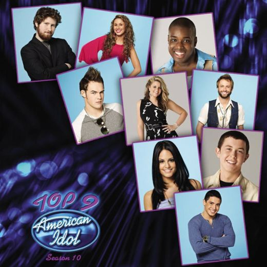 american idol season 10 top 9. Idol Season 10 Top 9