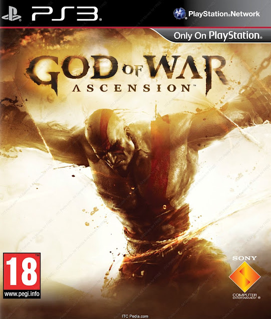 God of War Ascension PS3 - DUPLEX