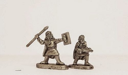 PIC4 – Skirmishers with spear and crossbow