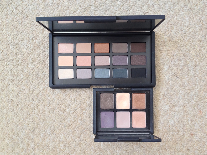 Nars Narsissist Pleasures of Paris Palette