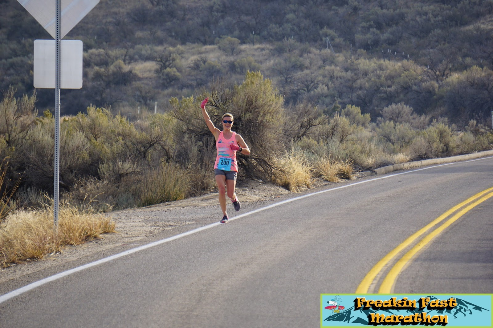 Freakin Fast Marathon, Fastest Marathon in the World, Marathon in Boise, Downhill Marathon, Boise Runner