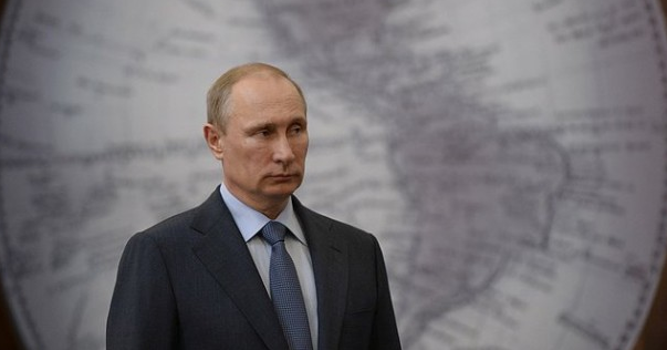 Putin can save Syria AND Europe