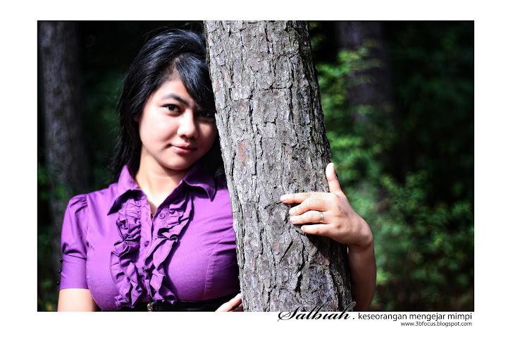 SalbiahSairi | photoshoot Pine Park K.Kangsar
