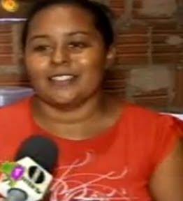 MÃE DE MARIA LUIZA DE SOUZA