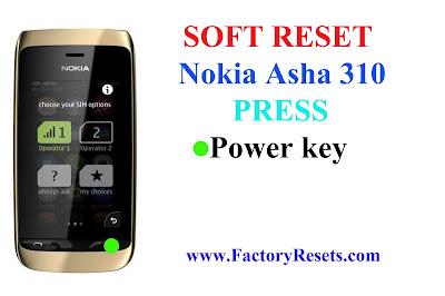 Soft-Reset-Nokia-Asha-310