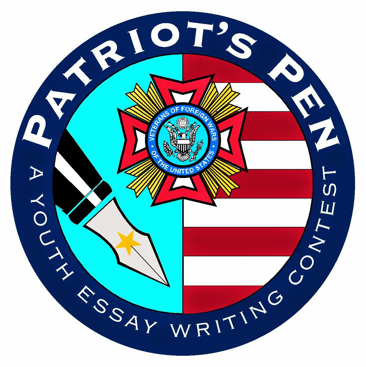 scholarships voice of democracy and patriot s pen vfw auxiliary  each year more than 125 000 students in grades 6 8 enter the vfw s patriot s pen youth essay contest the first place winner from each state competes for