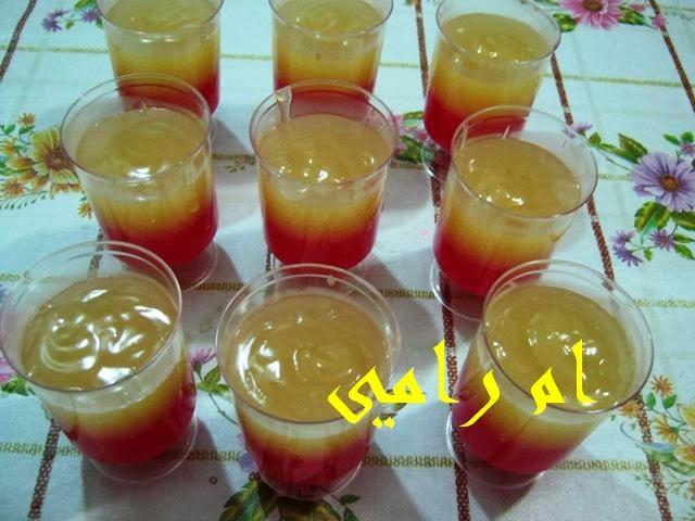 تحلية بعصير البرتقال والفانتا  IMG_5175