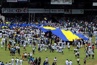 134th Royal Thomian Big Match 2013 Score Sri Lanka