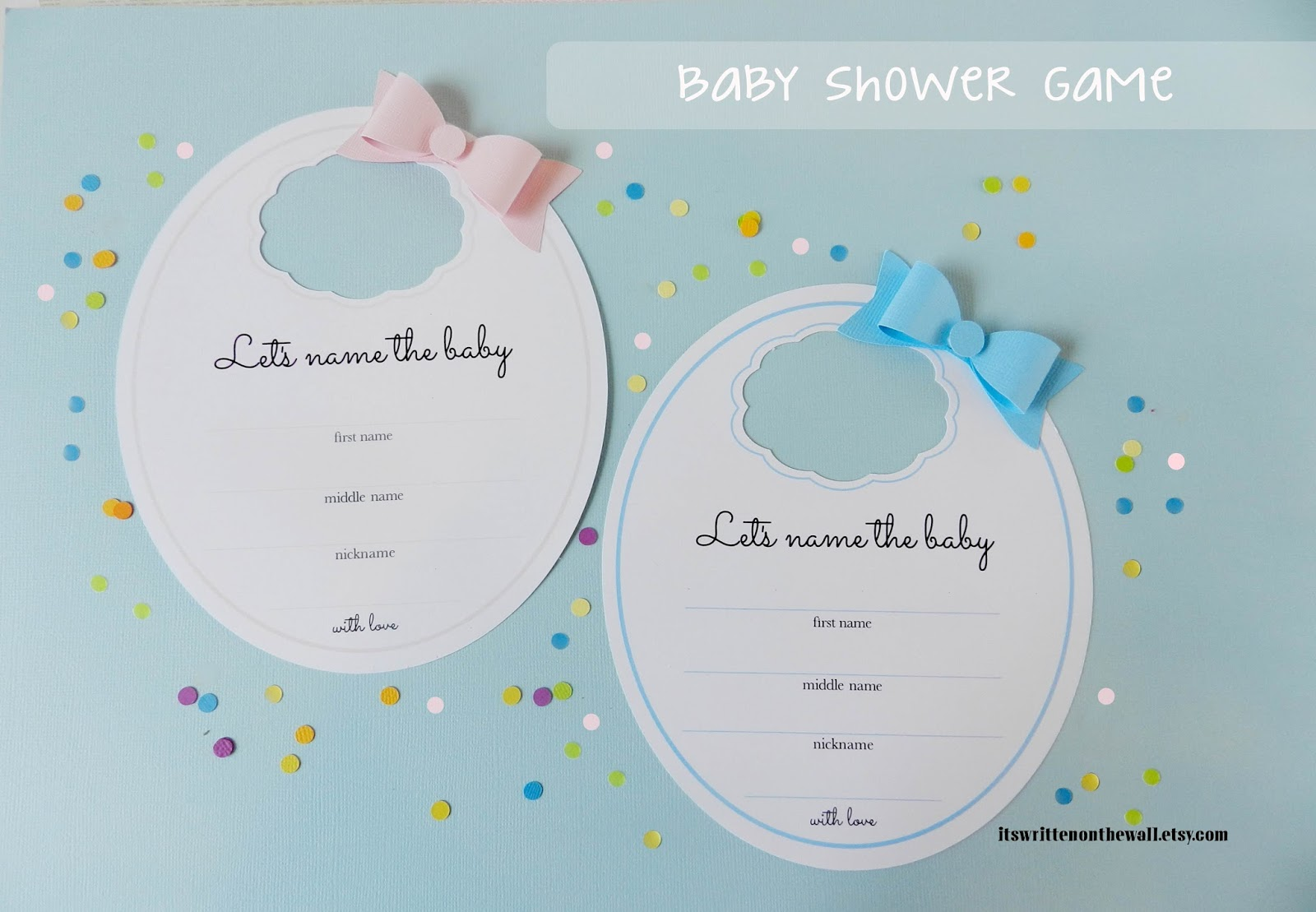 Baby shower they re not your average games you ve played for years