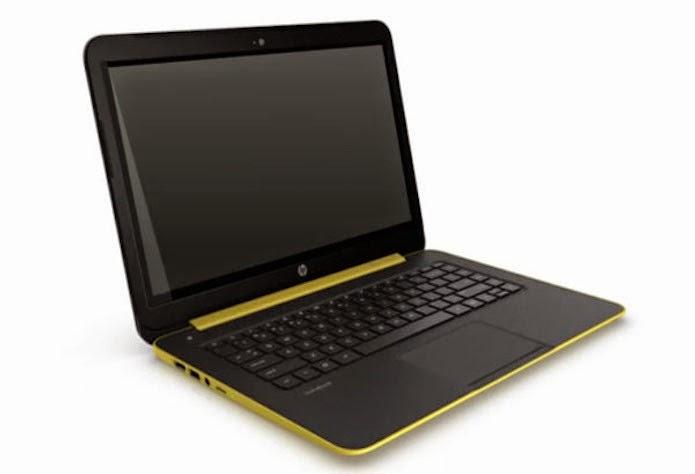 Notebook da HP com tela touch rodando Android vaza em foto