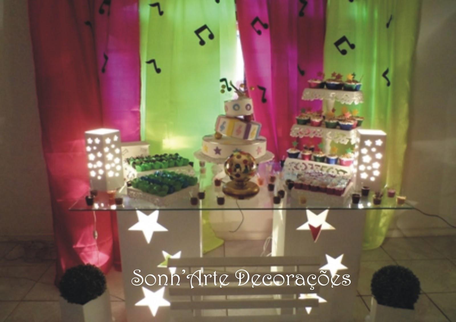 decoracao festa retro : decoracao festa retro:Sonh'Arte Decorações: Festa Retrô