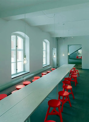 gambar desain ruang kantor minimalis 5