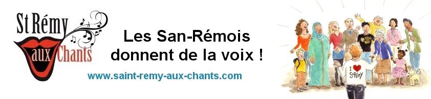 Saint-Rémy aux chants