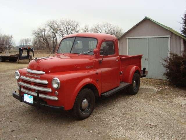 Parts Manual B Series Dodge Trucks 1948 1949 1950 1951