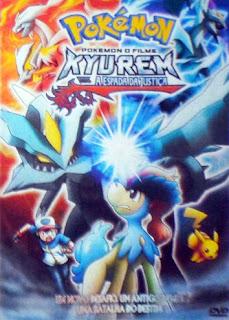 Pokémon O Filme: Kyurem Contra a Espada da Justiça - DVDRip Dublado