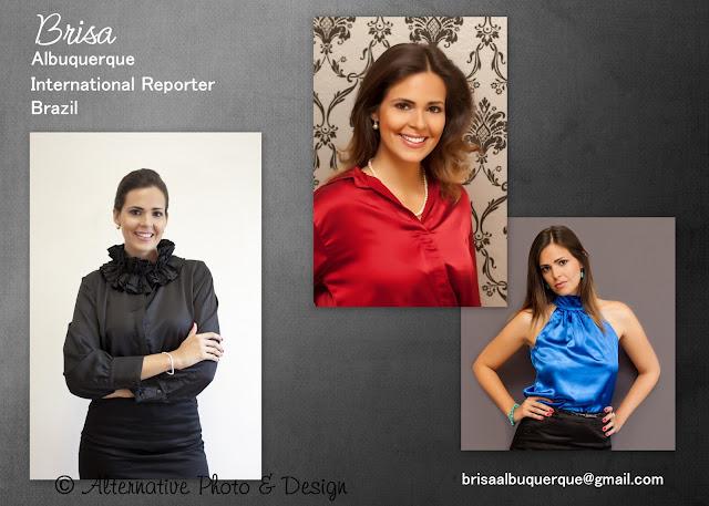 Brisa Albuquerquer  International Reporter | Glamour Photography Janesville, WI