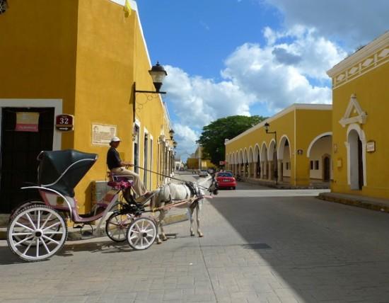 Izamal - México - amarela