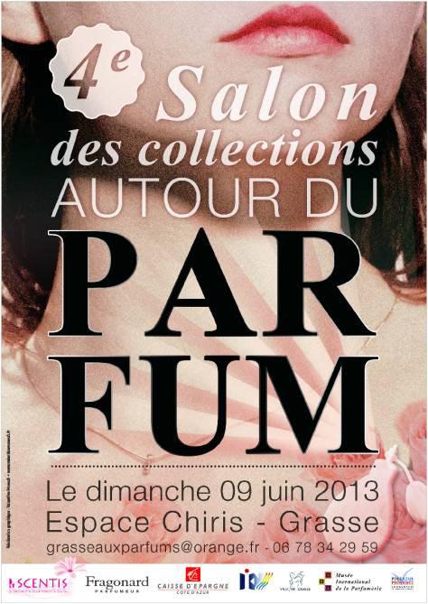 Organisateur du salon du flacon a parfum de milly la foret avril 2013 - Parfumerie salon de provence ...