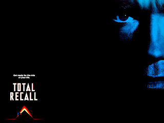 Total Recall 1990 Old Version Arnold Schwarzenegger HD Wallpaper