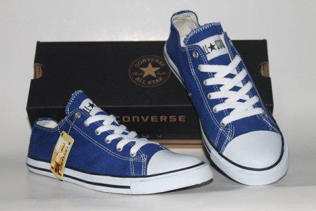 Sepatu Converse Biru