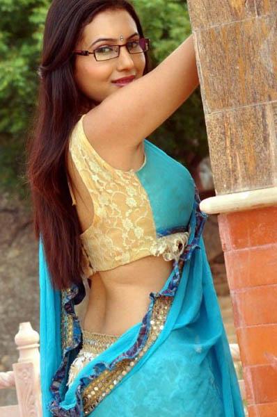 Ista sakhi movie heroine anu smruthi stills2