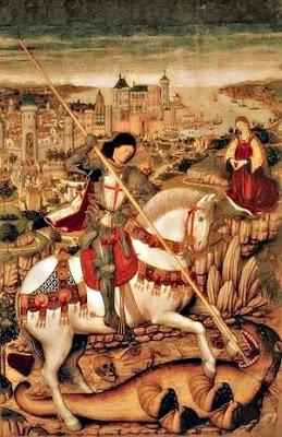 Retaule de Sant Jordi (Pere Niçard)