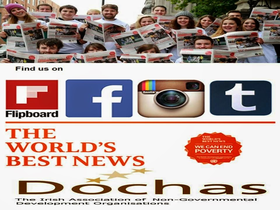 The World's Best News- Dóchas