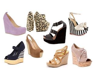 Conheça os tipos de calçados com Salto Plataforma