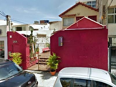 Pastificio Fiorentino: Fachada (foto: Google Street View)