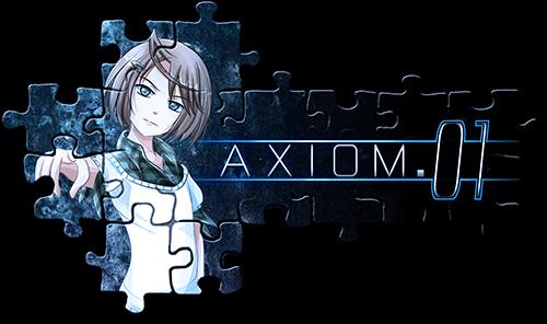 AXIOM.01 game logo