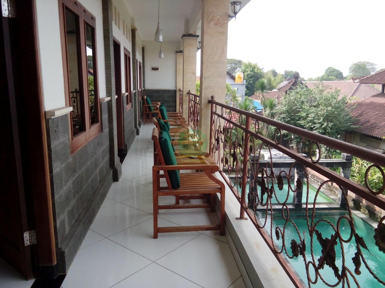Dijual Hotel Pinggir Jalan Utama Sanur Bali