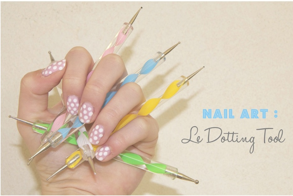Magpie le dotting tool outil nail art presque indispensable