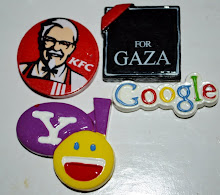 For Gaza/KFC/YM/Google