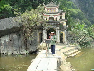 La pagode Binh Dong