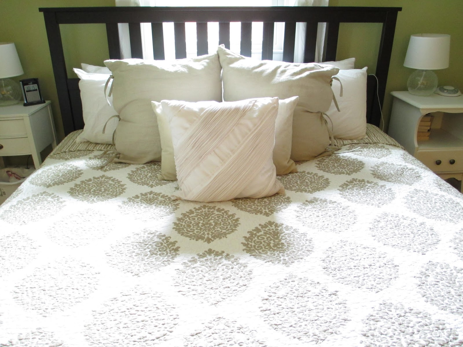 Temporary Nest: Love, Like, Loath: The New House : home goods quilts - Adamdwight.com