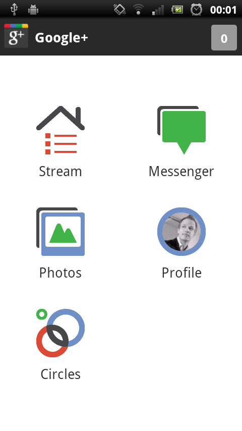 Android UI Patterns: What Android Apps Should Look like?