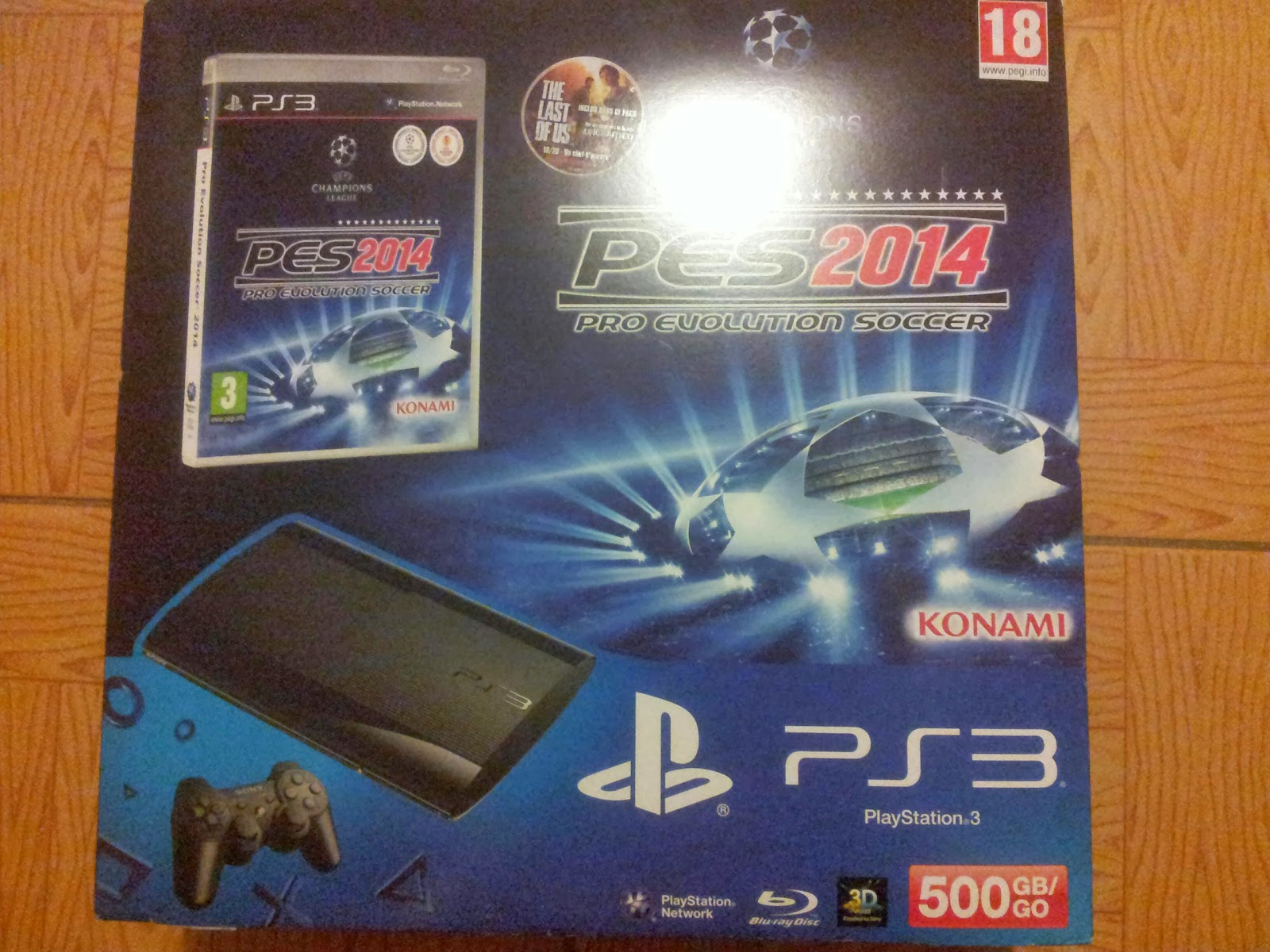 Arrivage playstation 3 ultra slim 500go the last of us - Ma ps3 ultra slim ne lit plus les jeux ...