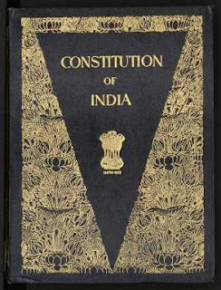 🔅The Indian Constitution brief history and trick to remember it's parts.