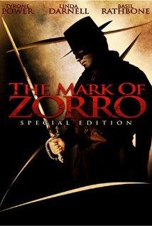 A Marca do Zorro Dublado