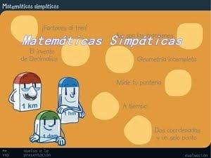 Matemáticas Simpáticas