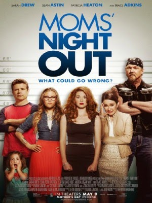 Phim Hài Hước Đêm Mẹ Vắng Nhà - Moms' Night Out - 2014