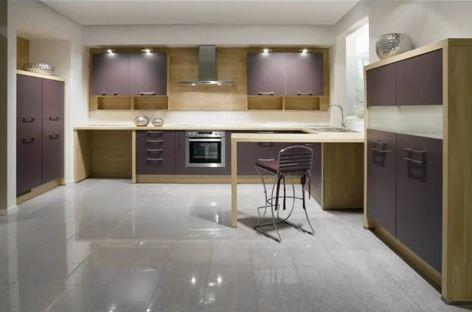 Cocinas integrales modernas construya f cil for Cocinas de concreto y azulejo modernas