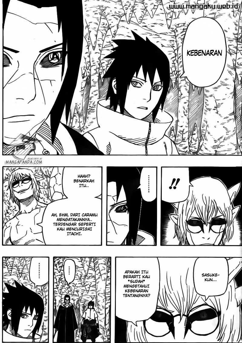 Download Komik Manga Naruto 580 Bahasa Indonesia.