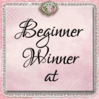 Beginner Winner at Marvelous Magnolia Challenge #93 Pearl and Lace