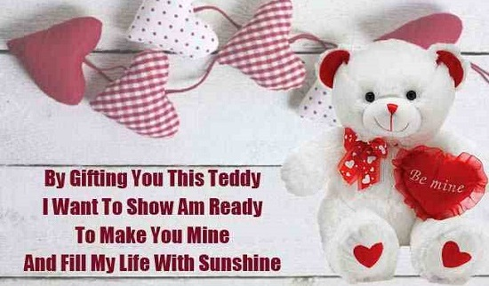 teddy day 2016 sms, teddy day 2016 messages, happy teddy day 2016 quotes