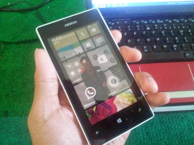 modifikasi start menu windows phone 8.1