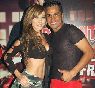 Gerardo Zamora y Lucecita