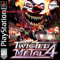 Download twited metal 4 game