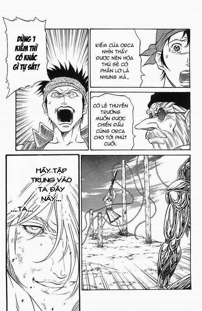 Vua Trên Biển – Coco Full Ahead chap 207 Trang 13 - Mangak.info